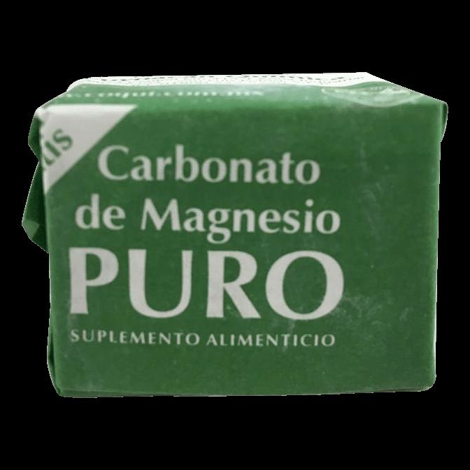 magnesio carbonato para que sirve