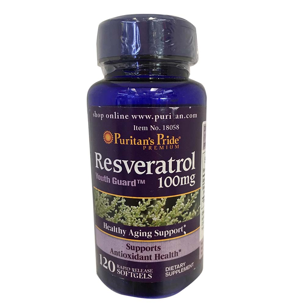 Resveratrol-front