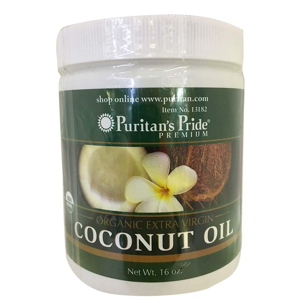 Puritan's Pride – Aceite de Coco