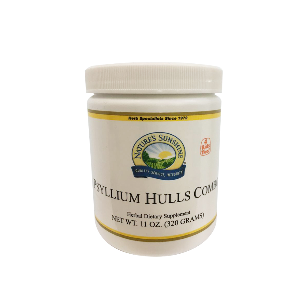 Psyllium Hulls Combo front