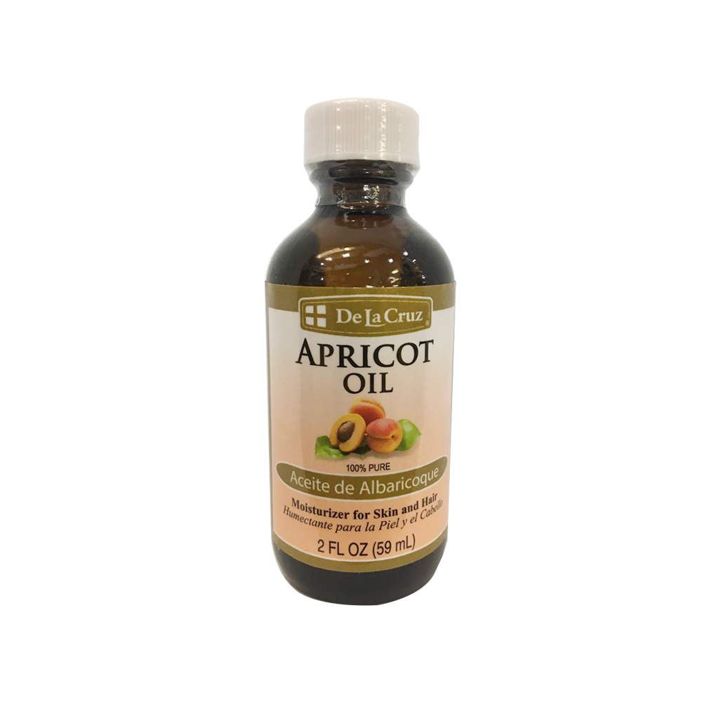 apricot oil front