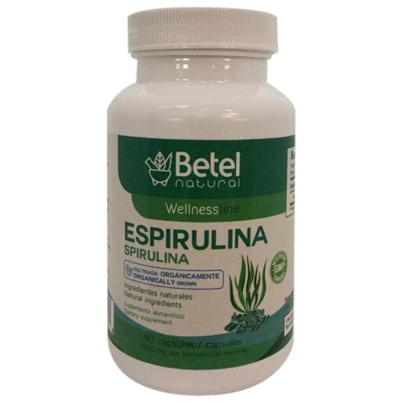 Betel - Spirulina Capsulas