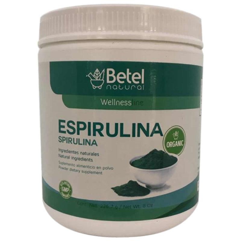 Betel - Espirulina