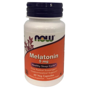 now melatonin