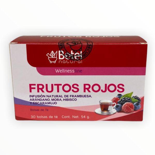 Te Frutos Rojos