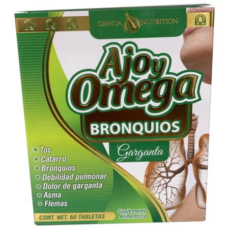 Ajo y Omega - Bronquios