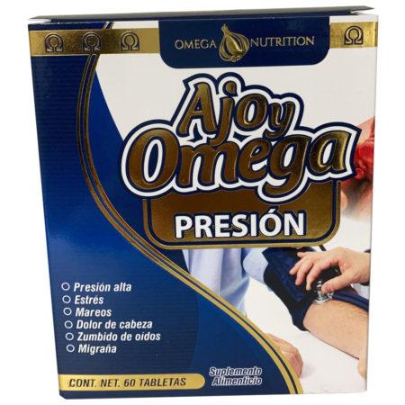 Ajo y Omega - Presion