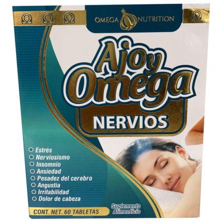 Ajo y Omega - Nervios