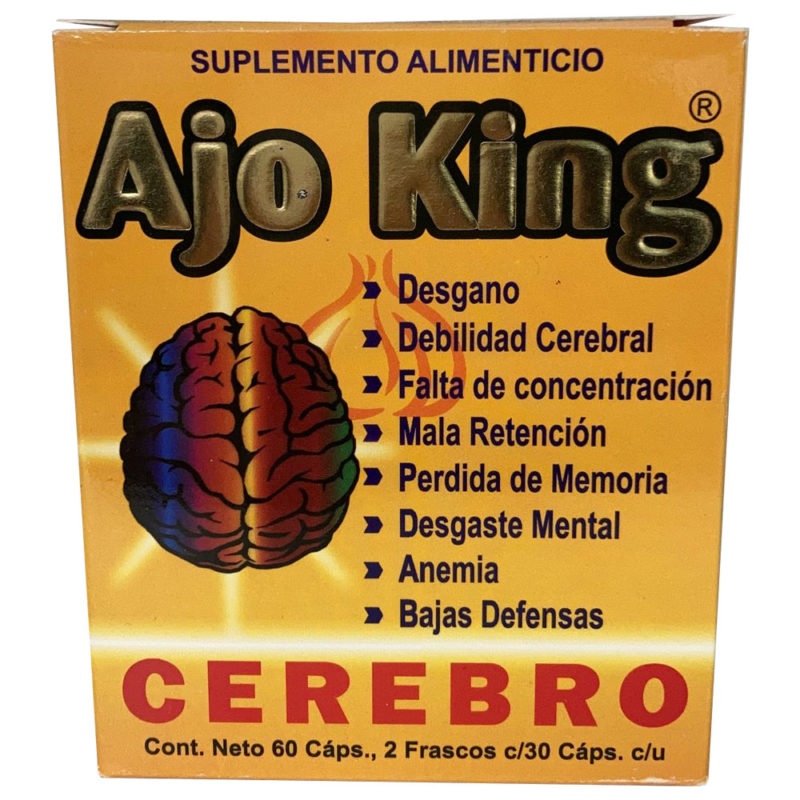 Ajo King - Cerebro