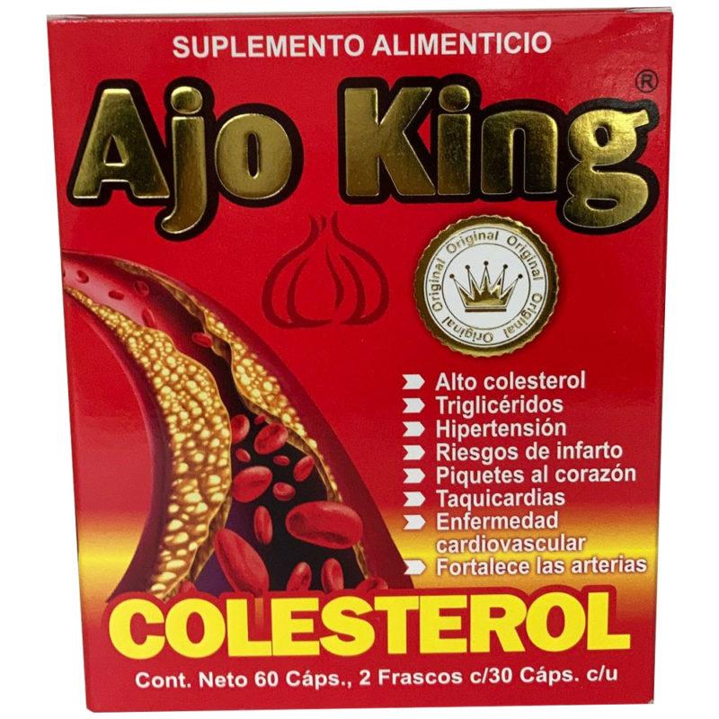 Ajo King - Colesterol