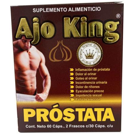 Ajo King - Prostata